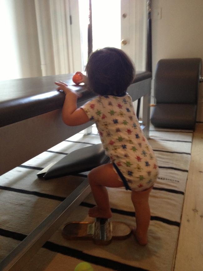 Pilates, Baby